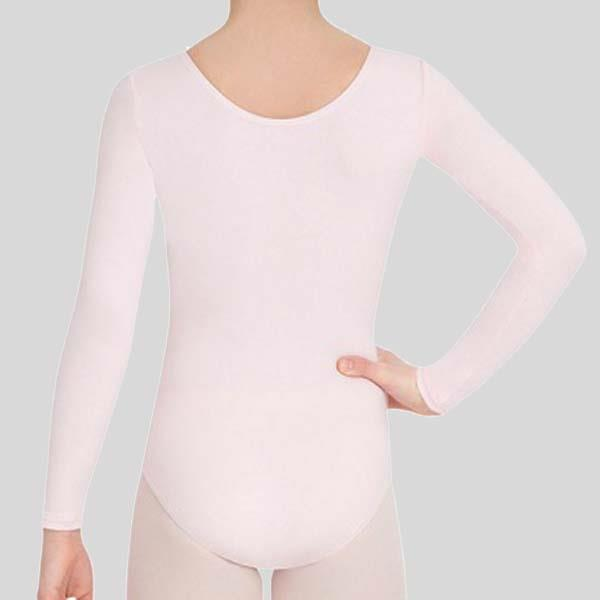 CAPEZIO LONG SLEEVE LEOTARD - CHILD #CC450C