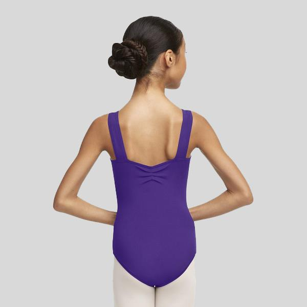 CAPEZIO WIDE STRAP LEOTARD - CHILD #TC0053C