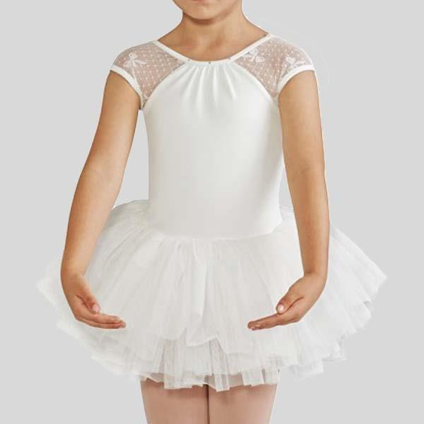 BLOCK ELENORE TUTU DRESS - CHILD CL8212