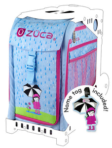 ZUCA SPORT PRINT INSERT - APRIL SHOWER