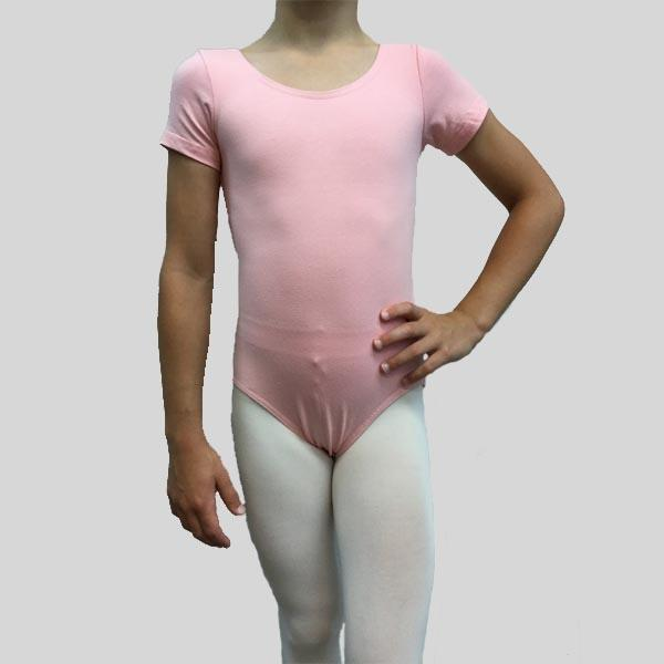 BE A STAR SHORT SLEEVE LEOTARD - CHILD #700C