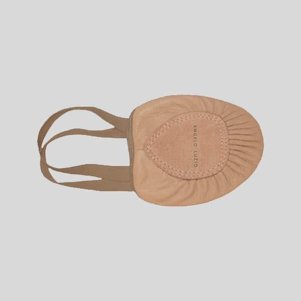 ANGELO LUZIO TWYLA II LEATHER HALF SOLE - CHILD #621C