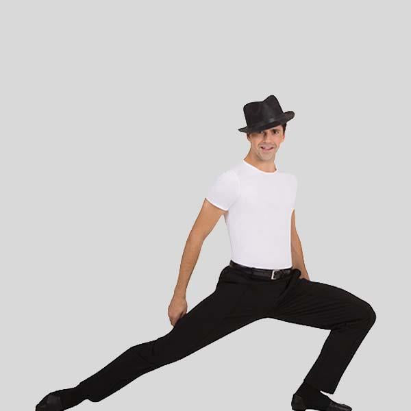 BODY WRAPPERS STRAIGHT LEG DANCE PANTS - MENS #M1000