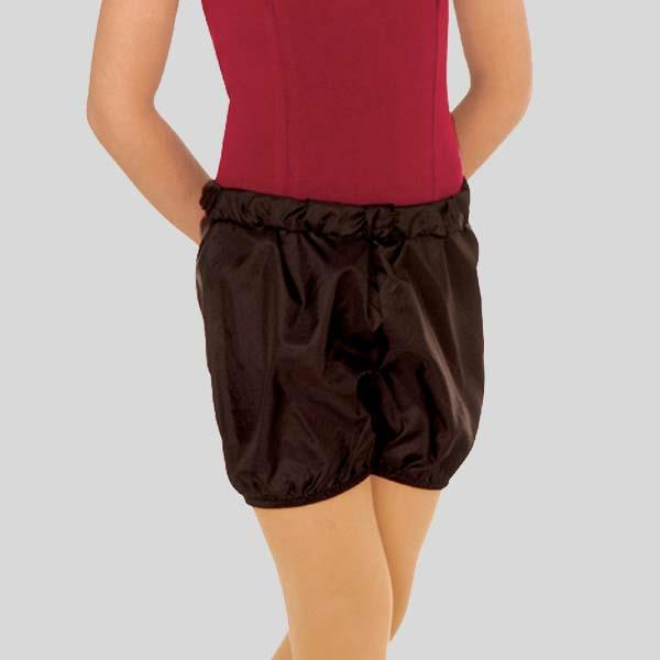 BODY WRAPPERS WARM-UP BLOOMER SHORTS - ADULT #746