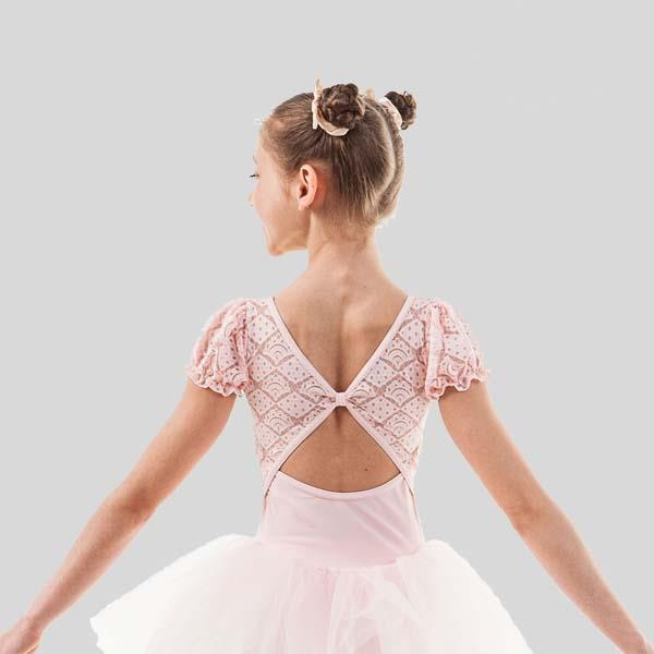 SANSHA FIDELE BALLET DRESS - CHILD #68AG0010