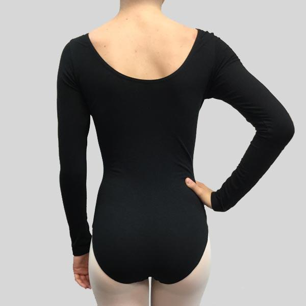 BE A STAR LONG SLEEVE LEOTARD - ADULT #800