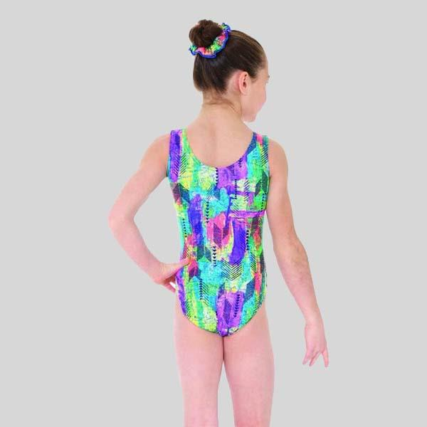 MONDOR PRINTED LEOTARD - CHILD #7822