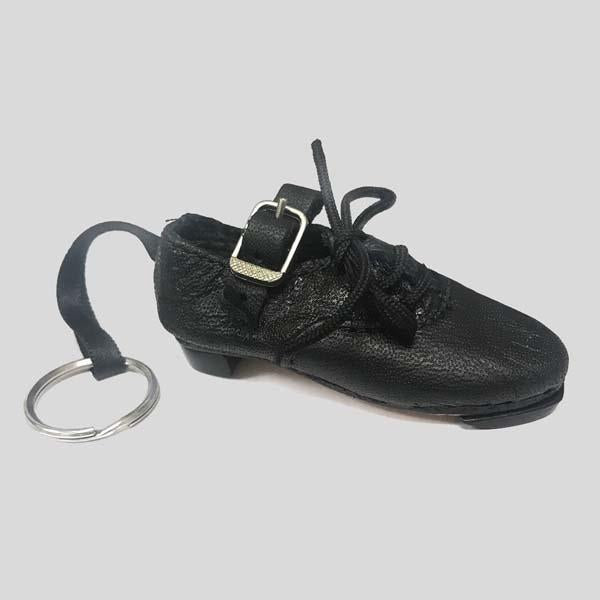 PILLOWS FOR POINTES IRISH DANCE HARD SHOE KEYCHAIN - #MIR