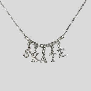 """SKATE"" NECKLACE"