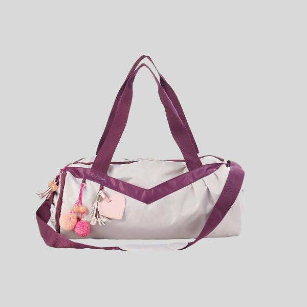 CAPEZIO TOTALLY CHARMING DANCE DUFFLE #B158