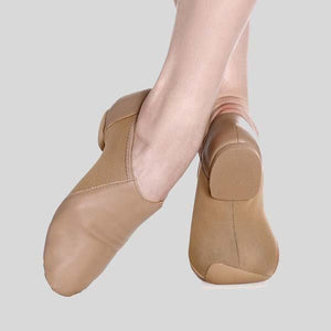 SO DANCA LEATHER JAZZ SHOE - CHILD #JZ43S