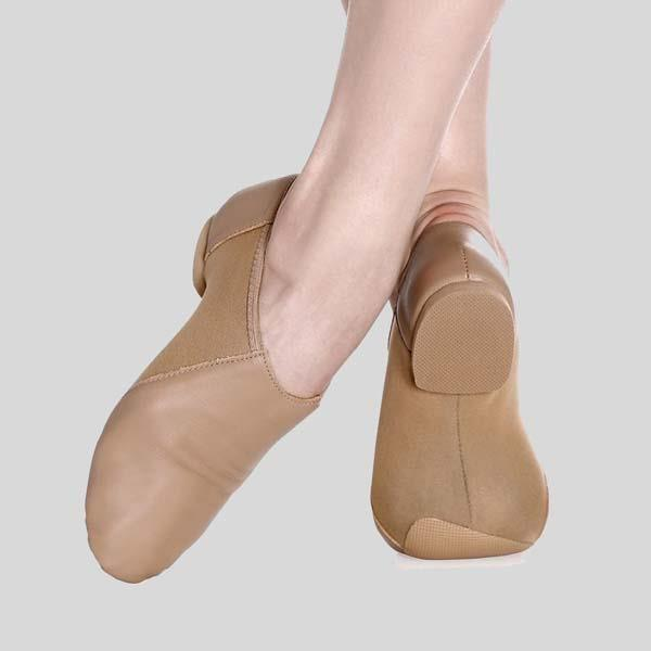 SO DANCA LEATHER JAZZ SHOE - ADULT #JZ43L
