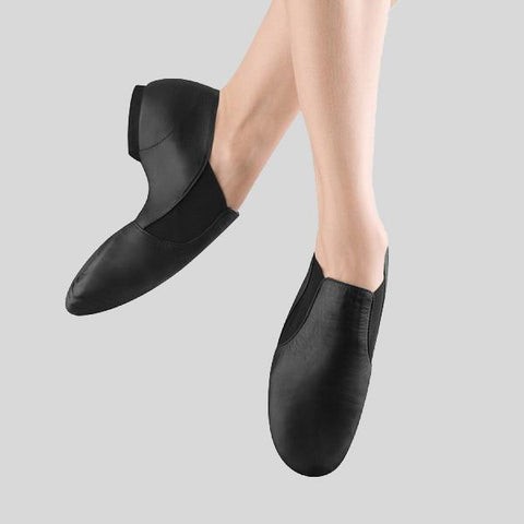 BLOCH ELASTA BOOTIE JAZZ SHOE - ADULT #S0499L