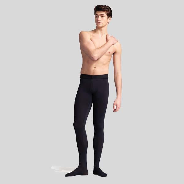 CAPEZIO MENS FOOTED TIGHTS- ADULT #10361M
