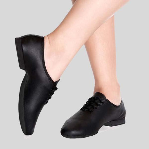 SO DANCA JEAN JAZZ SHOE, ADULT - #JZ05