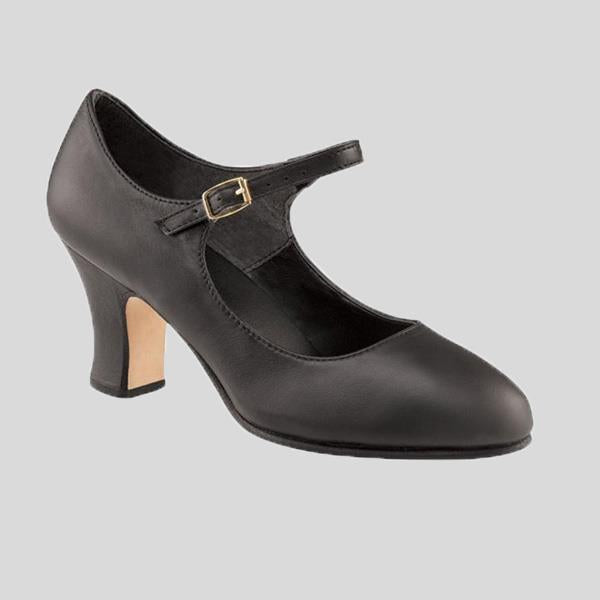 CAPEZIO MANHATTAN CHARACTER SHOE- ADULT #653