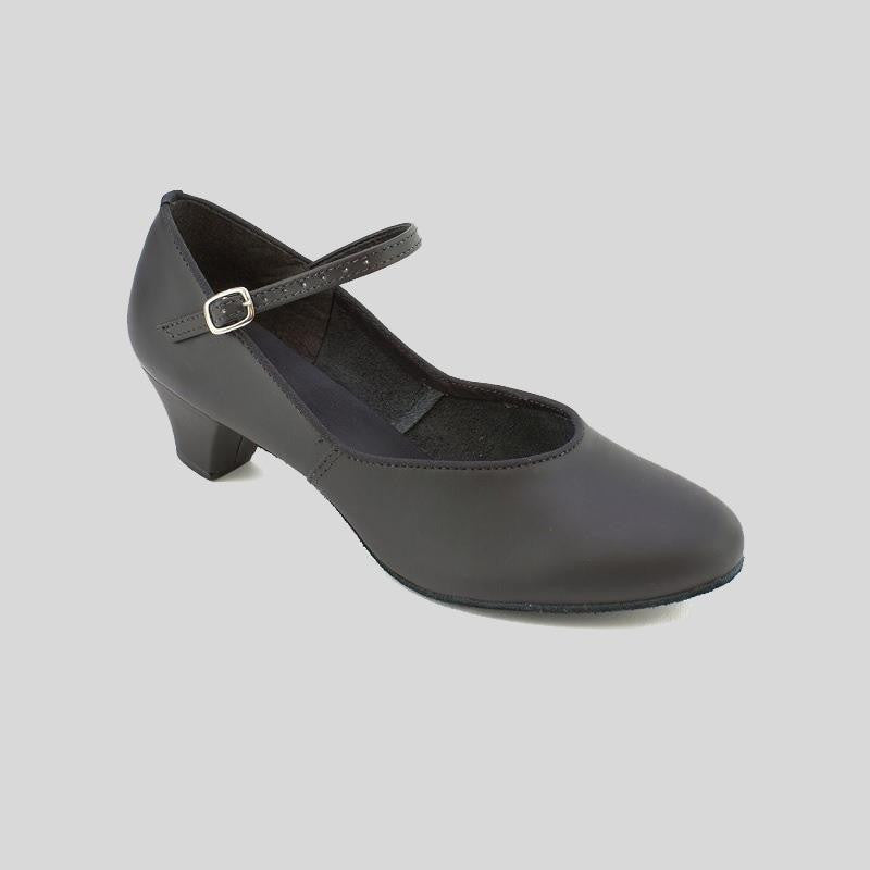 SO DANCA CANDICE CHARACTER SHOE, BLACK - #CH02