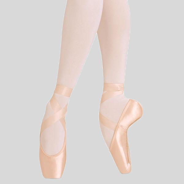 BLOCH EUROPEAN BALANCE POINTE SHOE- #ES0160L
