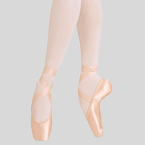 BLOCH EUROPEAN BALANCE STRONG POINTE SHOE - #ES0160S