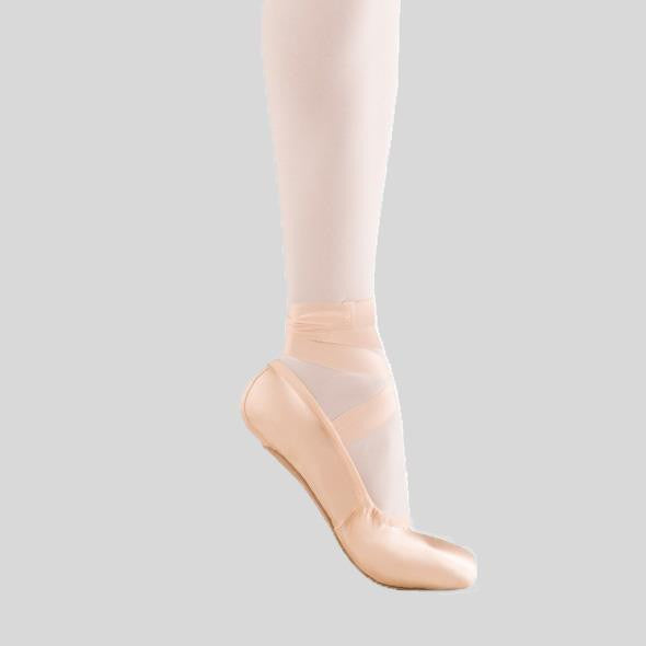 BLOCH TENSUS DEMI-POINTE SHOE- ADULT #S0155L