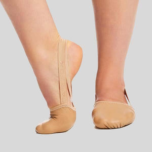 CAPEZIO PIROUETTE II LEATHER- ADULT #H062