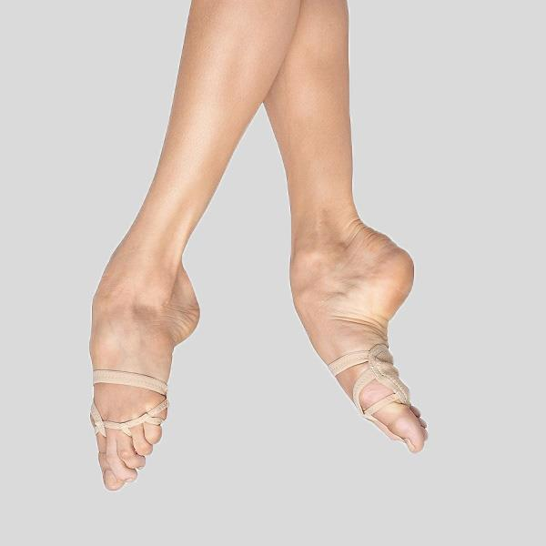 BLOCH FOOT THONG II- ADULT #S0602L
