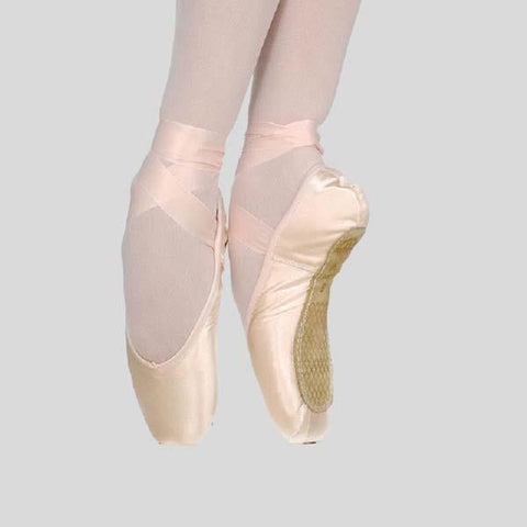GRISHKO 2007 POINTE SHOE, MEDIUM SHANK - #1509