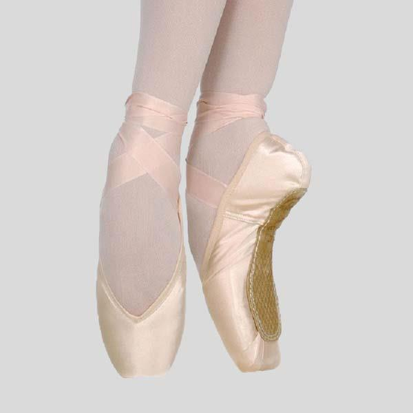 GRISHKO MAYA-1 POINTE SHOE, MEDIUM SHANK - #1504