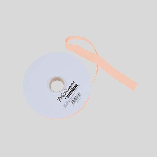 BODY WRAPPERS SPOOL OF STRETCH RIBBON - #51 EURO PINK