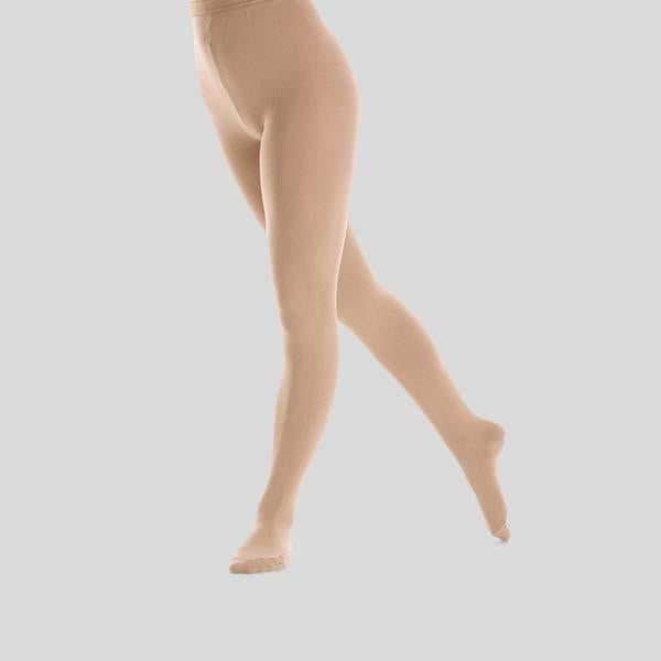 MONDOR NATURALS FOOTED SKATING TIGHT- ADULT #3395