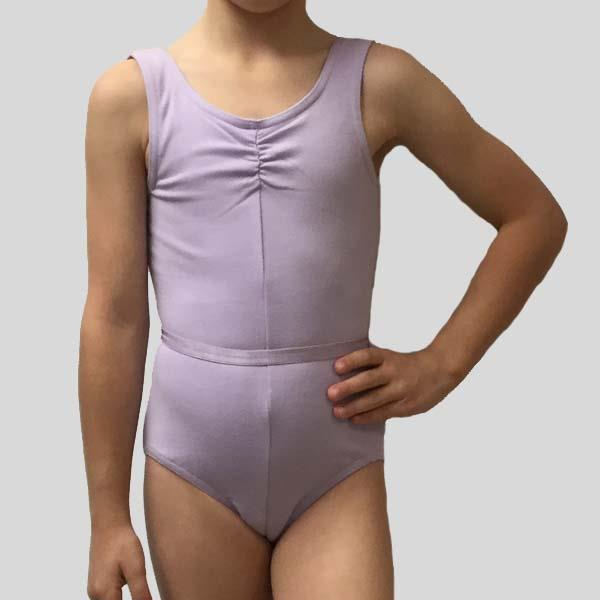 MONDOR PINCH FRONT TANK LEOTARD - CHILD #1633