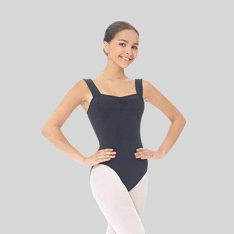 MONDOR MATRIX WIDE STRAP LEOTARD - ADULT #3505