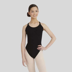 CAPEZIO DOUBLE STRAP CAMISOLE LEOTARD- ADULT #CC123