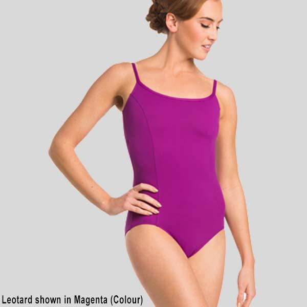 AINSLIEWEAR PRINCESS STRAP LEOTARD- ADULT #AW101