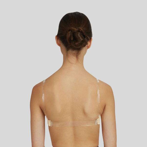 CAPEZIO REPLACEMENT CLEAR BACK STRAP #STRP2