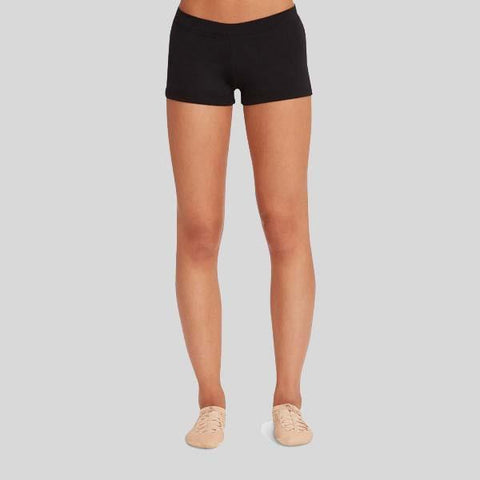 CAPEZIO BOY CUT LOW RISE SHORT- CHILD #TB113C