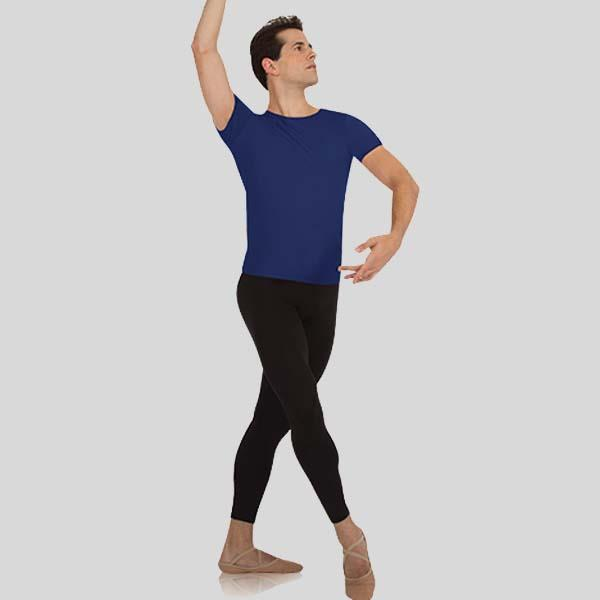 BODY WRAPPERS 3/4 CROP DANCE PANT - MEN #M197