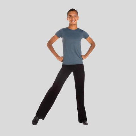 BODY WRAPPERS COTTON DANCE PANT - MENS #M191