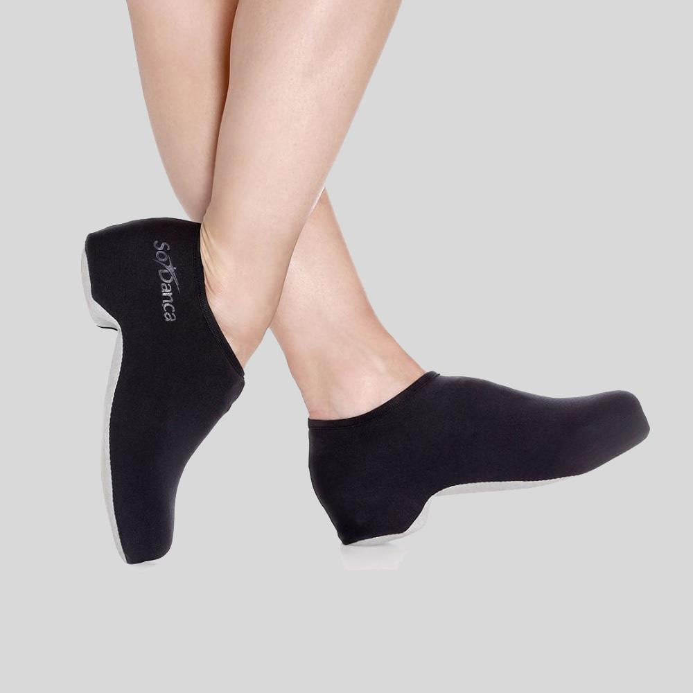 SO DANCA TAP SHOE COVER - #AC11