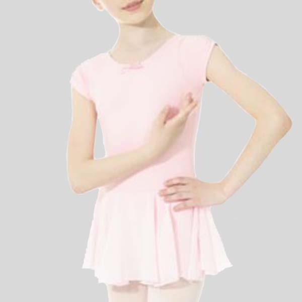 MONDOR STUDIO 55 SKIRTED LEOTARD - CHILD #26201