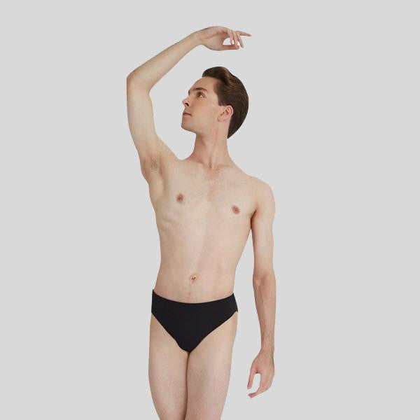 CAPEZIO FULL SEAT DANCE BELT- MENS #5935