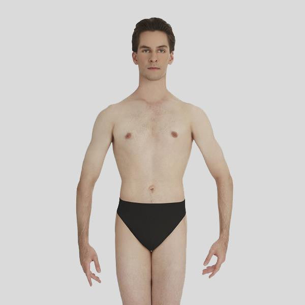 CAPEZIO LINED THONG DANCE BELT- MENS #N26