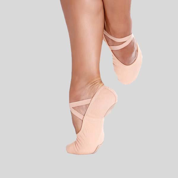 SO DANCA DARCY BALLET SLIPPER - #SD18