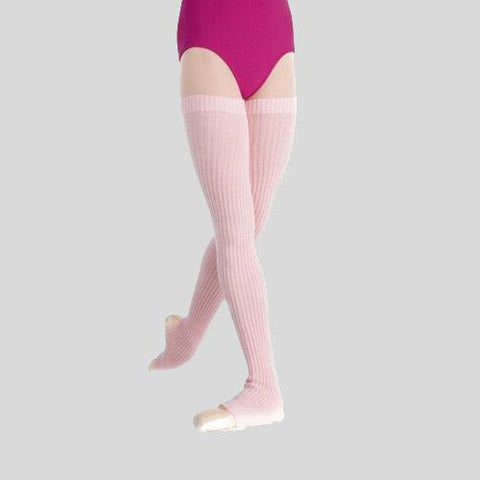 "BODY WRAPPERS 36"" STIRRUP LEGWARMERS"