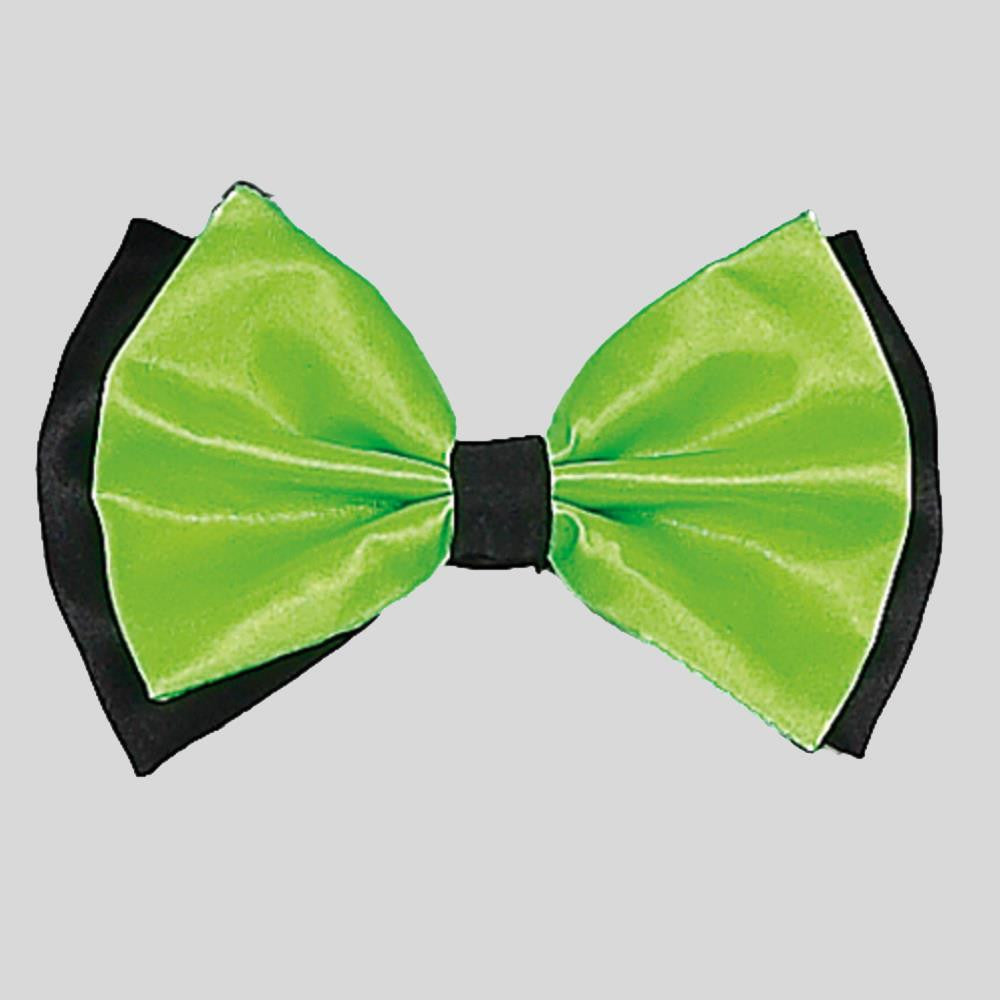 DASHA SATIN NEON BOWTIES - #4670