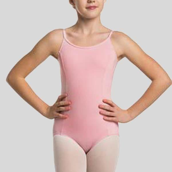 AINSLIEWEAR PRINCESS CUT CAMISOLE LEOTARD - CHILD #101G