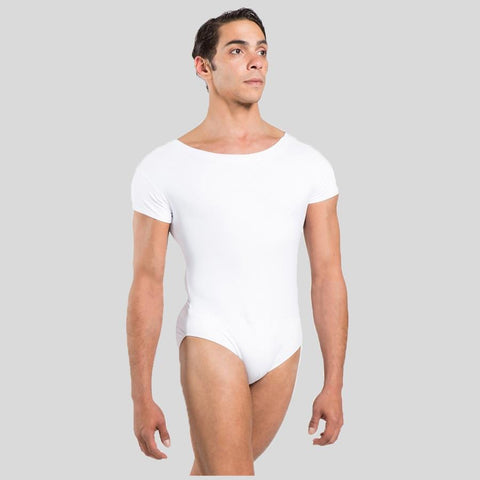 WEAR MOI CAP SLEEVE LEOTARD, BOYS - IGOR