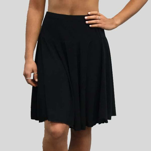 MF BALLROOM PRACTICE SKIRT - ADULT MF136