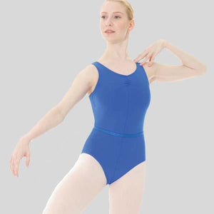 MONDOR PINCHED FRONT TANK LEOTARD - CHILD #3546