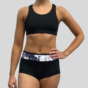MOTIONWEAR BANDED SHORTS - ADULT #7073
